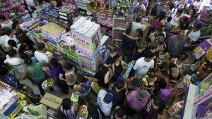 Consumo no Brasil teve pior momento no último tri de 2020