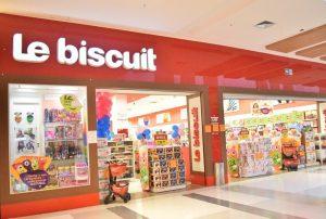Le Biscuit abre mais 20 lojas e lança plataforma de venda direta