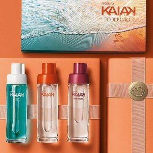 Natura lança para o Dia das Mães Kit Kaiak Coleção Miniaturas: Aero, Clássico e Aventura