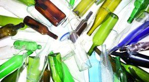 Roteiro do Instituto de Embalagens de Vidro parcela taxa de reciclagem de 50%