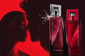 Lançamento Avon Attraction Desire Him e Her
