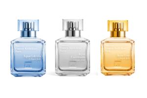 Maison Francis Kurkdjian lança novas fragrâncias da coleção Cologne Forte
