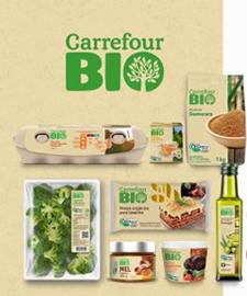 Marca Própria de Orgânicos: Carrefour Apresenta Linha Bio