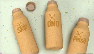 Unilever escolhe Brasil para lançar frasco de papel para detergente lava-roupas