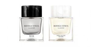 Bottega Veneta Illusione: Bois Nu For Him e Tonka Solaire For Her