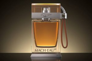 Ford lança perfume com cheiro de gasolina para donos de carros elétricos
