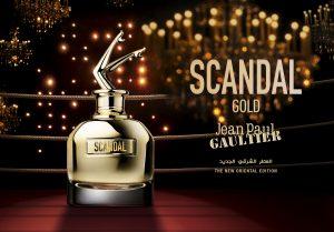 Jean Paul Gaultier Scandal Gold