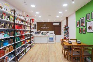 Cacau Show: loja física é essencial para boa experiência na compra online