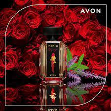 Lançamento Avon Imari Rouge Deo Colônia