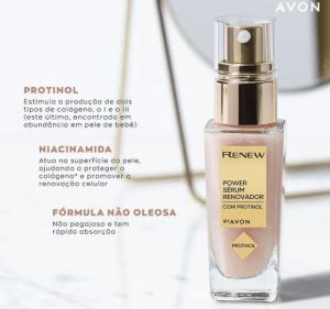 Power Sérum é o mais novo produto da Avon