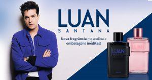 Luan Santana apresenta novidades com a Jequiti