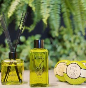 Perfumaria Phebo lança Colônia e Difusor Águas de Vetiver