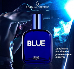 Everlast Blue Corner a nova fragrância masculina