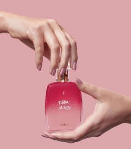 Descubra a nova cocriação da Eudora: a Fragrância Eudora Niina Secrets