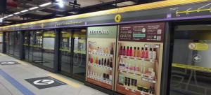 """Boticário lança """"lojas de parede"""" em estações de metrô e terminal de ônibus"""