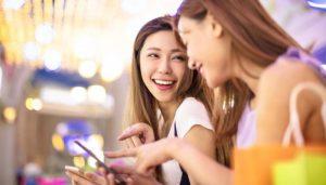 As vendas de e-commerce de beleza de prestígio na China aumentaram 47% no primeiro semestre de 2021