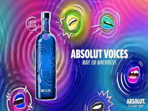 Absolut Vodka lança nova garrafa de edição limitada