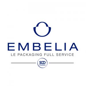 A EMBELIA é uma subsidiária do grupo SGD PHARMA.