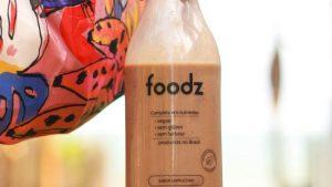 Foodz – Startup fatura com a venda de refeição saudável em garrafas